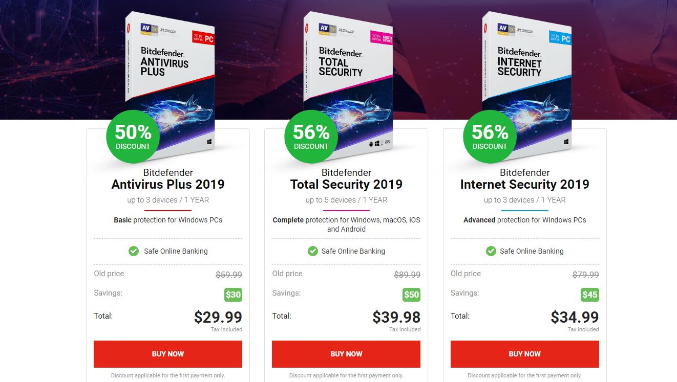 Bitdefender vs Windows Defender 2019 | What's Best with Discounts?