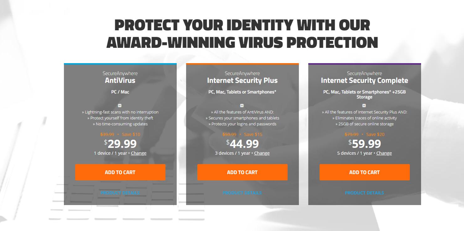 Bitdefender vs Webroot Antivirus 2019 | Find the Real Winner